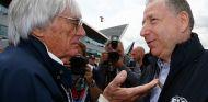 Comparten algunas ideas, pero a Ecclestone no le gusta cómo lleva Todt la Fórmula 1 - LaF1