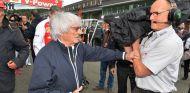 Bernie Ecclestone en Bélgica - LaF1