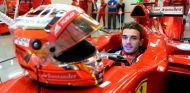 Bianchi realizó numerosos test con Ferrari - LaF1