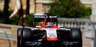 Jules Bianchi en Mónaco - SoyMotor.com