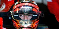 Bianchi en los tests de Silverstone, donde ha sustituido a Räikkönen - LaF1