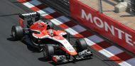 Jules Bianchi durante la cronometrada del Principado - LaF1