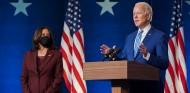 La vicepresidenta electa Kamala Harris y el presidente electo Joe Biden - SoyMotor.com