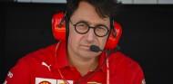 """Binotto defiende las órdenes de Ferrari: """"Vettel era más rápido"""" - SoyMotor.com"""