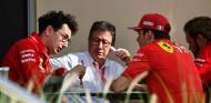 """Camilleri: """"Nos disculpamos con Leclerc y lo entendió"""" - SoyMotor.com"""