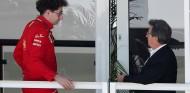 """Camilleri, sobre Ferrari: """"Estamos en un agujero y lo sabemos"""" - SoyMotor.com"""