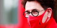 """Binotto: """"Llegué a cuestionarme si era apto para jefe de Ferrari"""" - SoyMotor.com"""