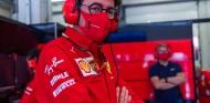 """Binotto: """"Vettel no estaba cómodo con el coche y no dio lo mejor de sí"""" - SoyMotor.com"""