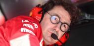 """Binotto defiende las órdenes de equipo de Ferrari: """"Seb era rápido"""" - SoyMotor.com"""