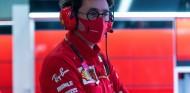 """Ferrari no piensa en reemplazar a Binotto: """"Confiamos en él"""" - SoyMotor.com"""