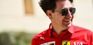 """Brawn: """"Binotto lleva bien la nueva situación de pilotos en Ferrari"""" SoyMotor.com"""