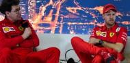 """Binotto y el adiós de Vettel: """"Esta decisión no responde a una razón específica"""" - So"""