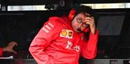 Binotto: Ferrari no se enfrentará con la FIA por la legalidad del DAS - SoyMotor.com
