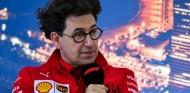 Ferrari no descarta terminar la temporada 2020 en enero de 2021 - SoyMotor.com