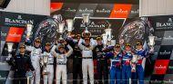 Riberas y Molina, en el podio de Barcelona - SoyMotor