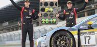 Frijns y Leonard celebran su título Sprint de las Blancpain - SoyMotor