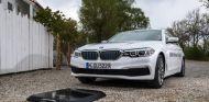 Este BMW 530e se carga sin enchufe: ¿Magia?- SoyMotor.com