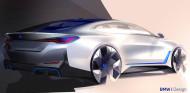 Ilustración conceptual del BMW i4, el próximo eléctrico de la marca - SoyMotor.com