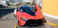 El BMW i8 confiscado - SoyMotor.com