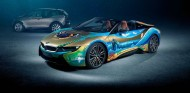 BMW i8 Roadster '4 Elements': por una buena causa - SoyMotor.com
