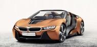 El BMW i8 Spyder del CES tiene un claro enfoque tecnológico - SoyMotor