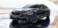 El nuevo BMW M760Li xDrive V12 ofrece deportividad y confort a partes iguales - SoyMotor