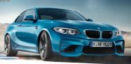 Facelift BMW M2 2017 - SoyMotor.com