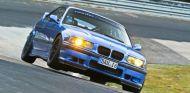 La vuelta más rápida de un BMW M3 E36 en Nürburgring - SoyMotor.com