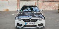 Frontal de este peculiar BMW M4 desarrollado por Carbonfiber Dynamics - SoyMotor