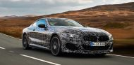 Todavía no ha perdido el camuflaje, pero ya sabemos algunos datos del BMW M850i xDrive Coupé - SoyMotor