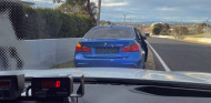 """""""Creía que era un circuito"""": un BMW, cazado en Mount Panorama - SoyMotor.com"""