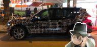 Cazado un BMW X5 'especial': ¿qué se trae entre manos BMW?