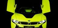 BMW i8 Roadster LimeLight Edition: llamativo al cuadrado - SoyMotor.com