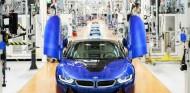BMW i8: así es la última unidad producida de la historia - SoyMotor.com