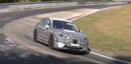 BMW iNext 2021: el SUV eléctrico, de pruebas en Nürburgring - SoyMotor.com