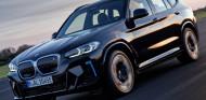 BMW iX3 2022: restyling a la vuelta de la esquina - SoyMotor.com