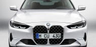 BMW Serie 4 2021: se filtra la gran parrilla de su frontal - SoyMotor.com