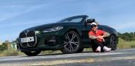 BMW Serie 4 Cabrio 2021: elegancia de lona para todo el año - SoyMotor.com