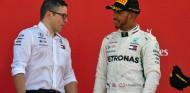 El ingeniero de Hamilton faltará en México y Estados Unidos - SoyMotor.com