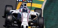 Valtteri Bottas con el Williams en Albert Park - LaF1