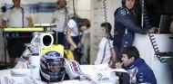 Valtteri Bottas en el Williams durante los entrenamientos del GP de Australia - LaF1
