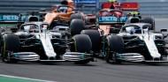 Valtteri Bottas y Lewis Hamilton en el GP de Hungría F1 2019 - SoyMotor