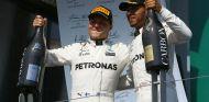 """Hamilton: """"Con Bottas, el doblete es mejor que con Rosberg"""" - SoyMotor.com"""