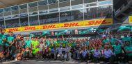 Mercedes celebra su doblete en Monza - SoyMotor.com