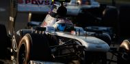 Valtteri Bottas en Japón, seguido por Pastor Maldonado - LaF1