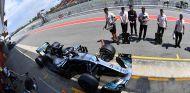 Valtteri Bottas, hoy en el Circuit de Barcelona-Catalunya - SoyMotor
