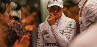 Bottas tras la carrera de Singapur - SoyMotor.com