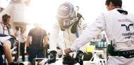 Bottas durante el último Gran Premio de la temporada - SoyMotor