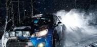 Bottas comienza los preparativos para el Arctic Rally 2021 de Laponia - SoyMotor.com