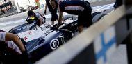 Felipe Massa y Valtteri Bottas serán compañeros en Williams - LaF1